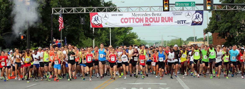 Mercedes-Benz Cotton Row Runs @ Von Braun Center | Huntsville | Alabama | United States